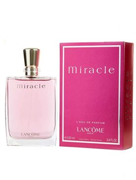 Lancome Miracle for Women Eau de Parfum, 3.4 OZ/100 ml