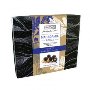 CHOCOLATE MACADAMIA BOX