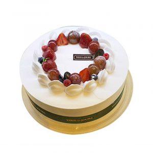 TOUS LES JOURS Cloud Cream Cake 2 Vietnam