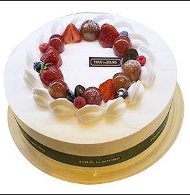 TOUS LES JOURS Cloud Cream Cake #2