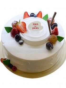TOUS LES JOURS Cloud Cream Cake #3
