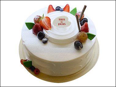 TOUS LES JOURS Cloud Cream Cake 3 Vietnam