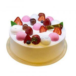 TOUS LES JOURS Cloud Cream Cake 4 Vietnam