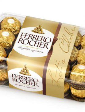Ferrero Rocher Chocolates Diamond